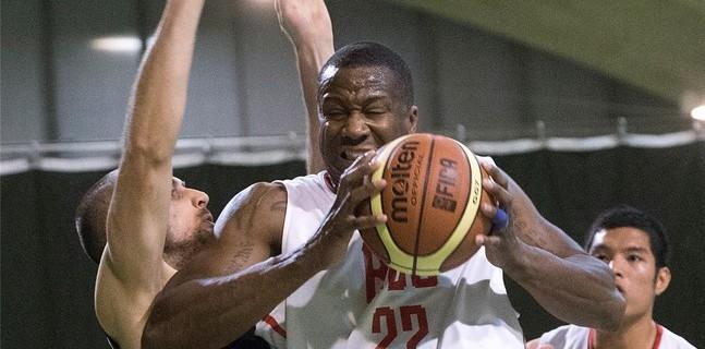 Den Solothurner Basketballern bereitet einzig das Anfahren noch Mühe