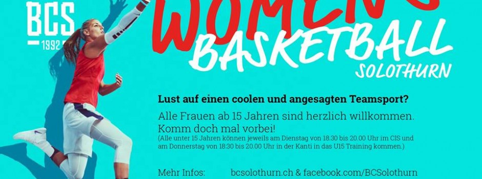 Basketball in Solothurn